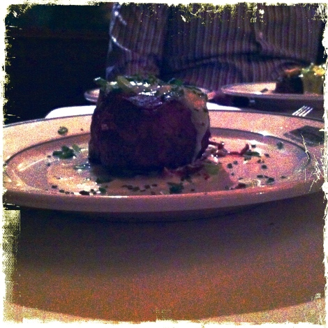filet mignon at smith and wollensky