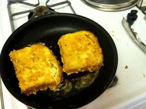 capn crunch french toast golden